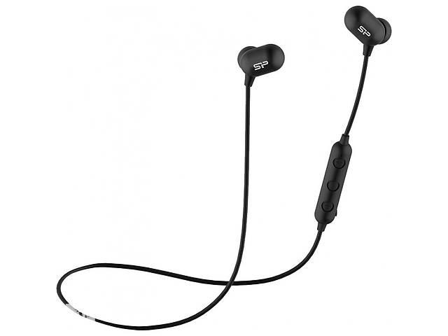 купить бу Навушники SiliconPower BP61 Bluetooth Black в Виннице