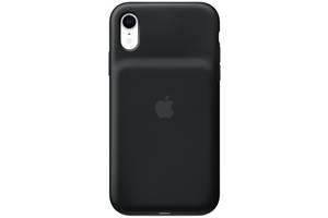 Чехол Apple Smart Battery Case для iPhone XR Black (MU7M2)