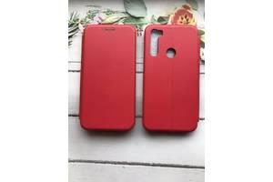 Чехол-книжка G-Case для Xiaomi Redmi Note 8 Красный