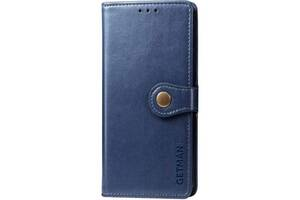 Чехол-книжка Getman Gallant Xiaomi Redmi 9 Blue (Код товара:11309)
