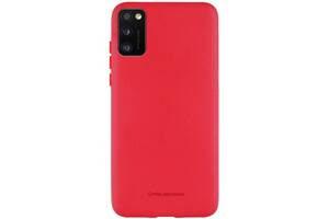 Чехол Molan Cano Smooth Samsung A41 A415 Red (Код товара:11030)