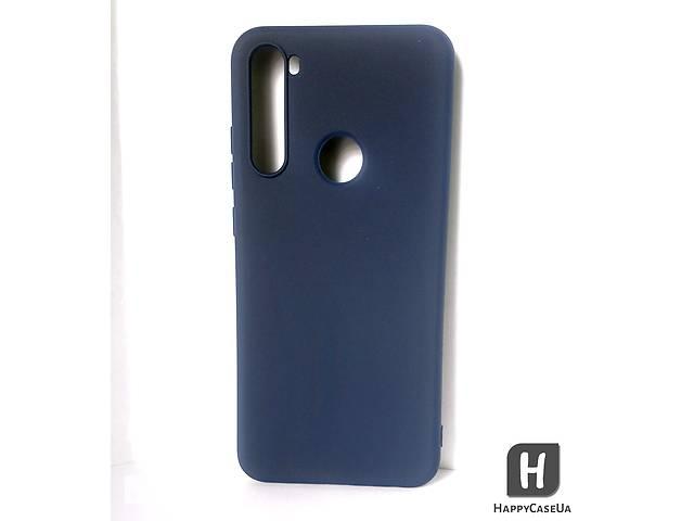 Чехол Redmi Note 8T Navy- объявление о продаже  в Кролевце