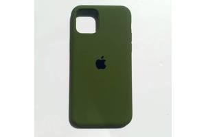 Чехол Silicone Case для Apple iPhone 11 Pro Pinery Green