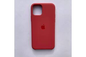 Чехол Silicone Case для Apple iPhone 11 Pro Strawberry