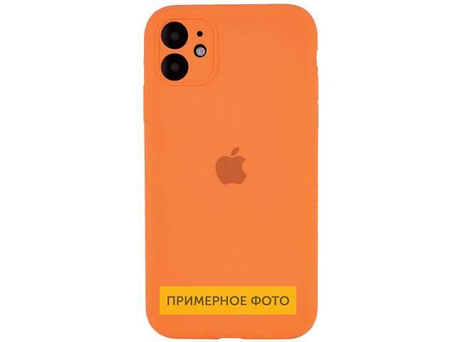 """купить бу Чехол Silicone Case Square Full Camera Protective (AA) для Apple iPhone 11 Pro (5.8"""") в Одессе"""