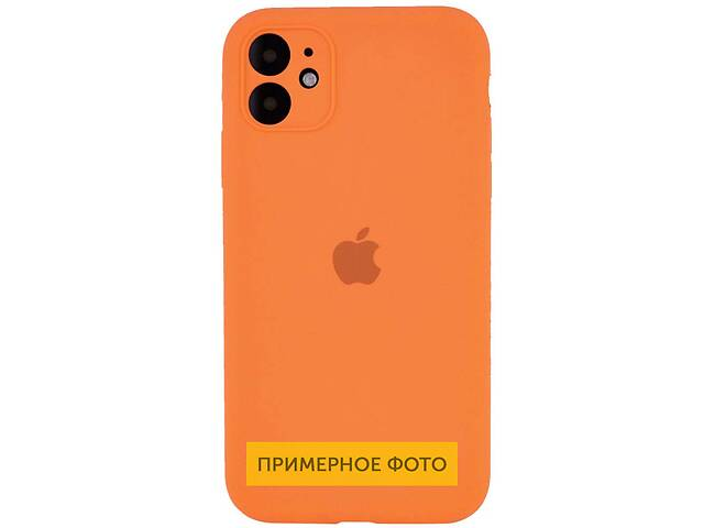 "купить бу Чехол Silicone Case Square Full Camera Protective (AA) для Apple iPhone XR (6.1"") в Одессе"