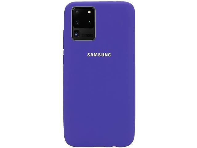продам Чехол Silicone Cover Full Protective (AA) для Samsung Galaxy S20 Ultra бу в Одессе
