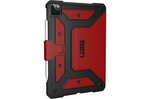 Чехол Urban Armor Gear Metropolis для iPad Pro 11 красный