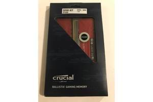 Crucial 32 GB DDR4 3600 MHz Ballistix RGB Red (BL2K16G36C16U4RL)