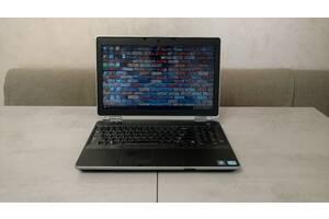 Dell Latitude E6530, 15,6 & amp; # 039; & amp; # 039 ;, i5-3340M 3,4 ГГц, 8 ГБ, 500 ГБ, Nvidia. Пересчет, наличные. гарантия