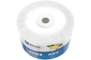 Диск DVD MyMedia DVD-R 4.7GB 16X Wrap Printable 50шт (69202)