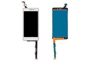 Дисплей (LCD) Lenovo K6 (K33a48)/  K6 Power (K33a42) с сенсором белый