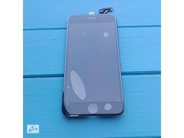 купить бу Дисплейный модуль Apple iPhone 6 Plus Black в Харькове