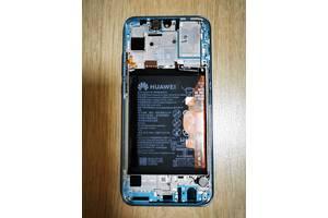 Дисплейный модуль, экран, дисплей для Huawei Honor 10 lite blue (orig)