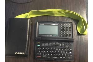 Электронная записная книжка Casio SF 5580RS - 1998 год