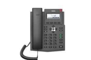 Fanvil X1S, sip телефон 2 SIP аккаунта, HD аудіо