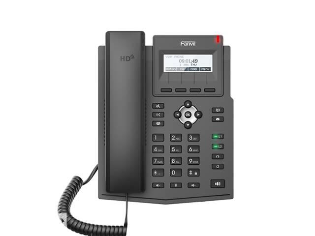 продам Fanvil X1S, sip телефон 2 SIP аккаунта, HD аудіо бу в Киеве