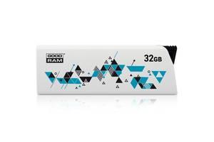 Флеш накопитель GOODRAM 32GB UCL2 White (UCL2-0320W0R11)