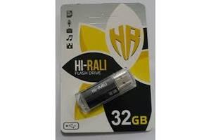 Флешка Hi-Rali 32GB Corsair series, черная