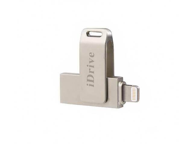 купить бу Флешка iDrive Lightning-USB for iPhone/iPad (16GB) в Харькове