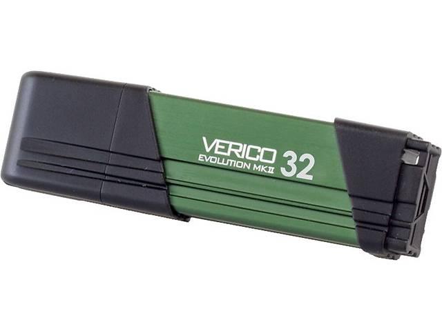 бу Флешка на 32 GB USB Flash Verico MKII USB 3.0 32Gb Olive Green VrcF_58324 в Киеве