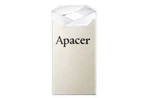 Флешка USB 2.0 Apacer AH111 16GB Crystal