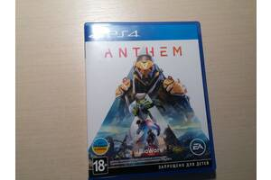 Game  ps4  new  Anthem  ps4    блю  рей