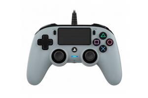 Геймпад Nacon Compact Controller Gray PS4