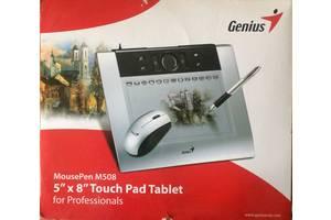 Графический планшет для рисования Genius MousePen M508