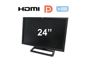 "HP ZR2440w / 24"" (1920x1200) WLED e-IPS / DVI, HDMI, DP, USB Hub, Coaxial Port, Audio Port"
