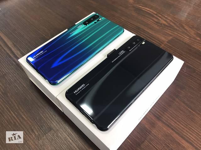 """продам Huawei P30 Pro 6,4""""•Корея•Гарантия 1 год•хуавей Р20+ бу в Киеве"""