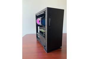 Игровой ком& lsquo; Компьютер i5-10400 + ssd 120gb + hdd 500gb + ddr4 8gb игровой ПК