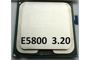Intel Core Duos E5800 3,20 GHz процессор на 775 socket