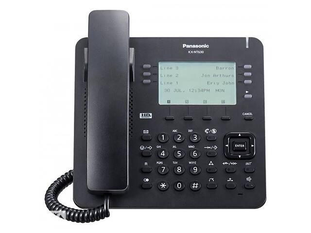 бу IP телефон PANASONIC KX-NT630RU-B в Киеве