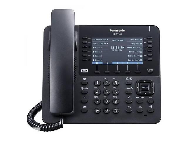 бу IP телефон PANASONIC KX-NT680RU в Киеве