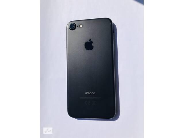 купить бу Iphone 7 black  в Киеве