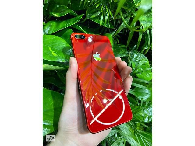 IPhone 8 Plus 64gb Red Refurbished с БЕСПЛАТНОЙ гарантией 1 год
