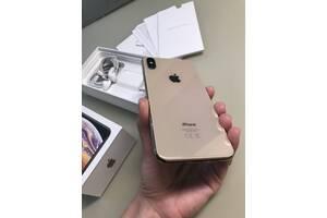 IPhone XS Max 64Гб, Золотой б / у
