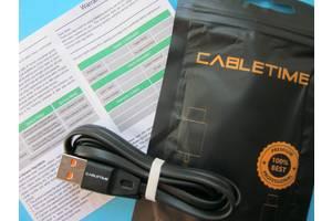 Кабель USB-Type C 1м CABLETIME