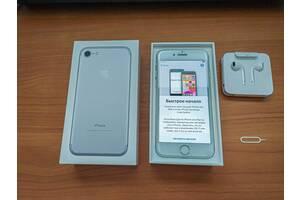 Как новый Apple iPhone 7 128 Gb Space Gray (Айфон 7 128 Гб)