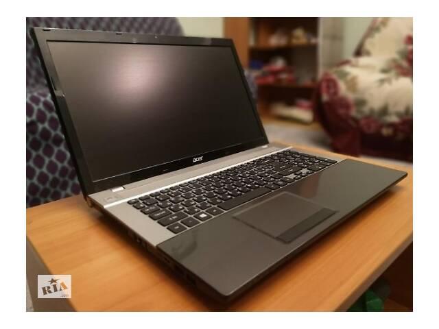 Как новый Игровой ноутбук Acer Aspire E1-771G для требовательных игр.
