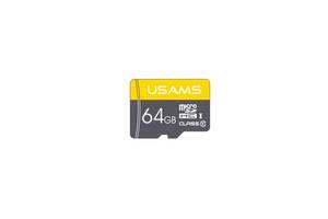 Карта памяти Usams US-ZB095 Micro SDHC 64GB Class 10 (gr_014995)