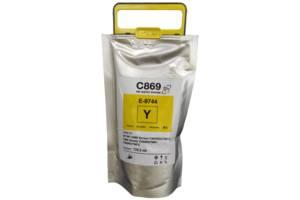 Картридж G&G E-9744 XXL Yellow с желтыми чернилами повышенной емкости 84000 страниц (аналог Epson C13T974400)