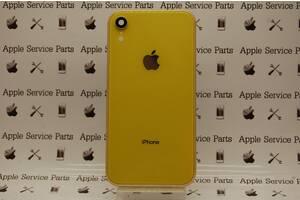 Корпус Apple iPhone XR Yellow