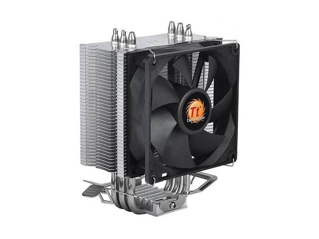 купить бу Кулер для процессора ThermalTake Contac 9 (CL-P049-AL09BL-A) в Харькове