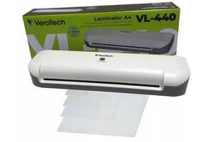 Ламинатор для ламинирования документов формата А4 от VeroTech