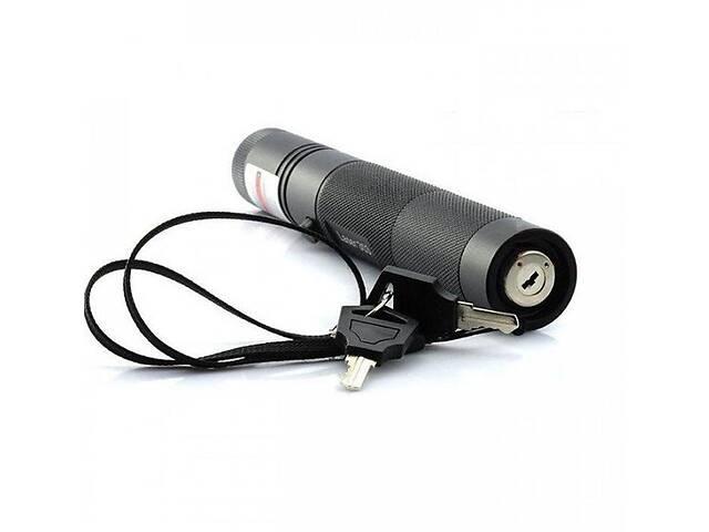 Лазерная указка Laser pointer Jd-303 Green с аккумулятором (bks_02464)