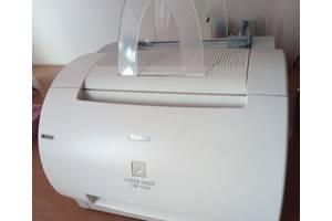 лазерный принтер Canon 1120 в отличном состоянии