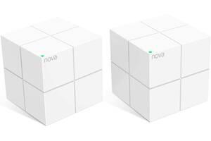 Маршрутизатор Wi-Fi Mesh система Tenda MW6 (2-pack) Whole Home MESH Dual-Band WiFi System (6544248)