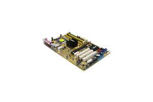 Материнская плата ASUS P5L 1394 с кулером Intel